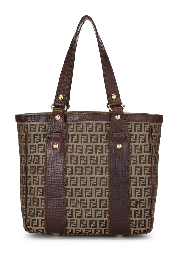 Brown Zucchino Canvas Tote Small, , large image number 3