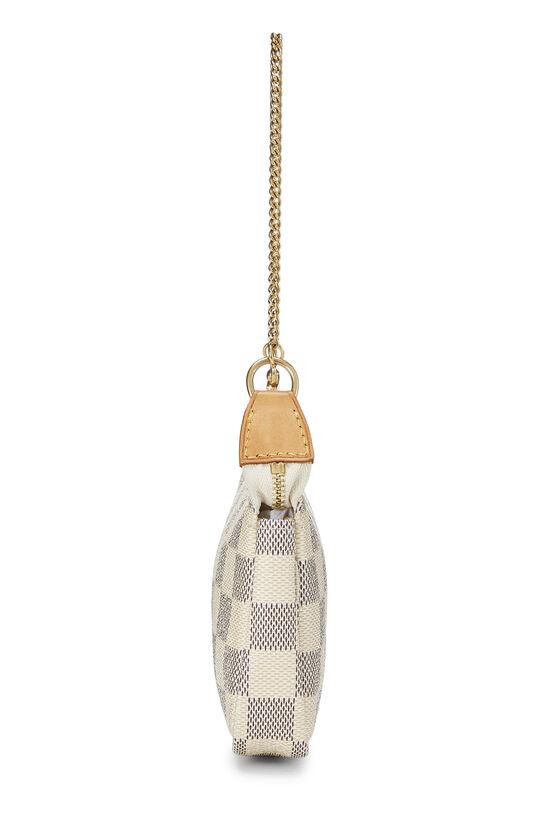 Damier Azur Pochette Accessoires Mini, , large image number 2