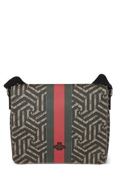 Original GG Supreme Canvas Caleido Messenger Bag