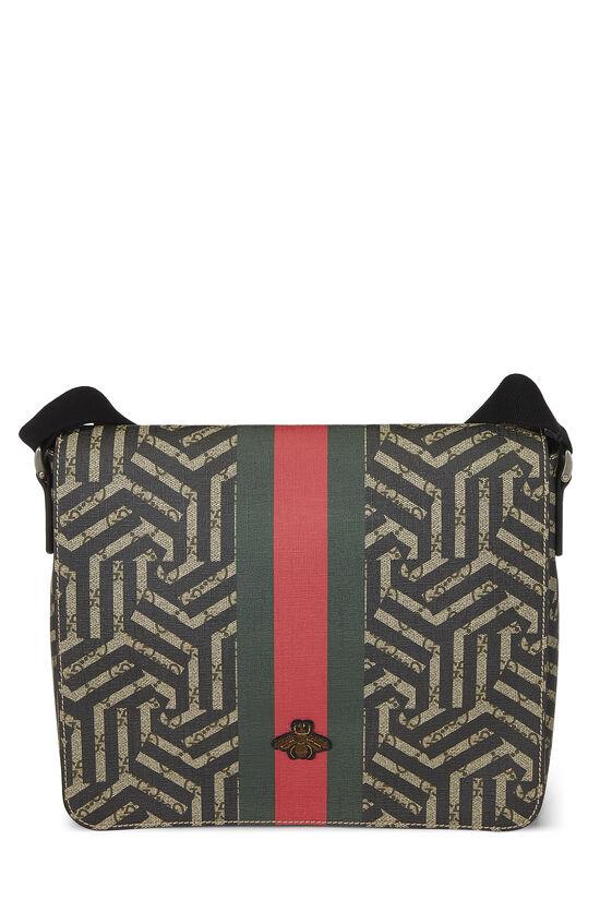 Original GG Supreme Canvas Caleido Messenger Bag, , large image number 0