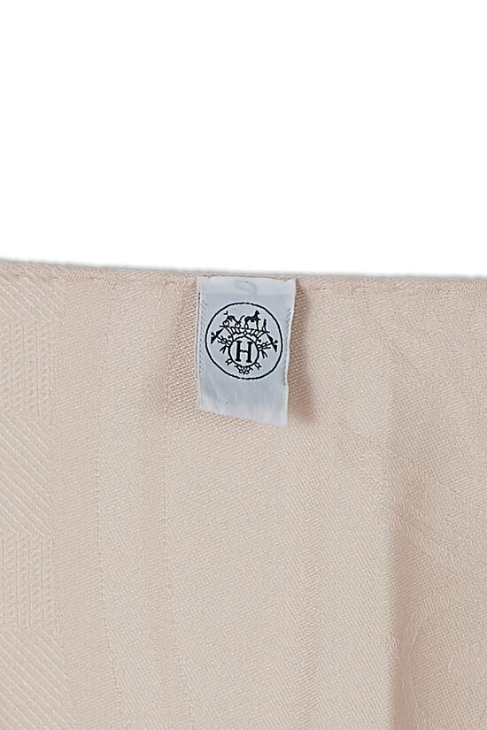 Pink Cashmere New Libris Stole, , large image number 1