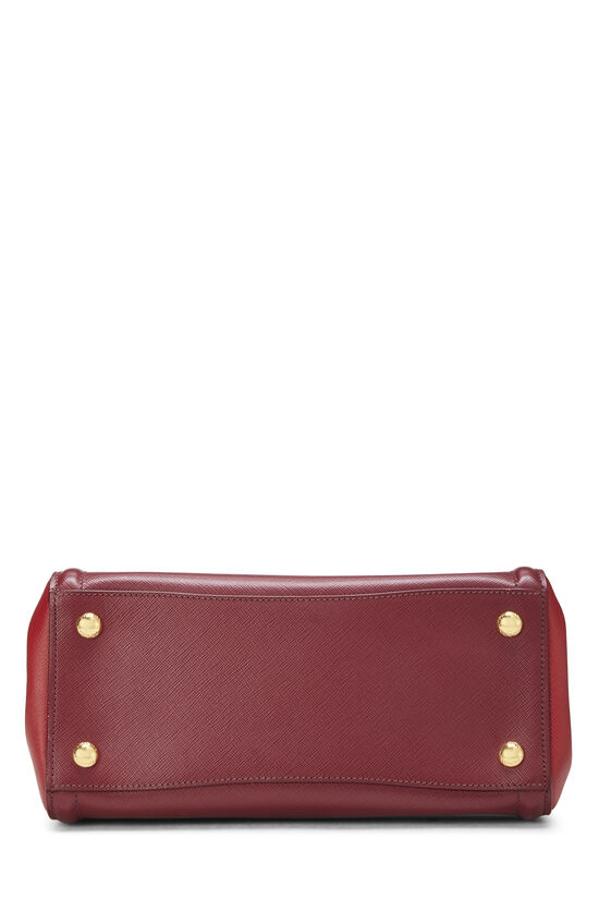 Red Saffiano East West Tote Small, , large image number 4