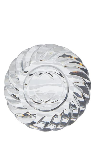 Gucci Crystal Dome Paperweight