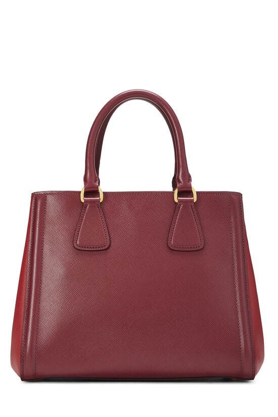 Red Saffiano East West Tote Small, , large image number 3