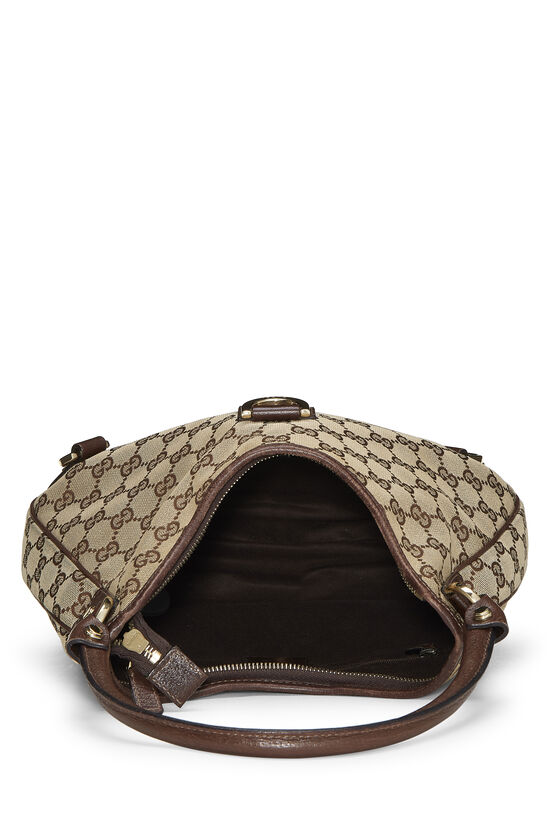 Original GG Canvas Abbey Hobo Small, , large image number 5