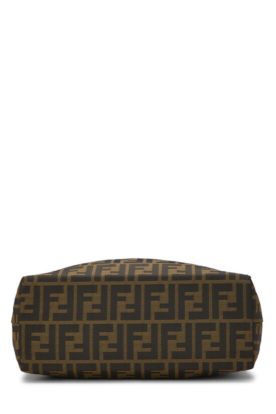 Brown Zucca Nylon Tote Small, , large image number 4