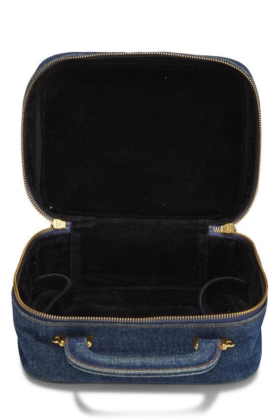 Blue Denim Lunch Box Vanity, , large image number 5