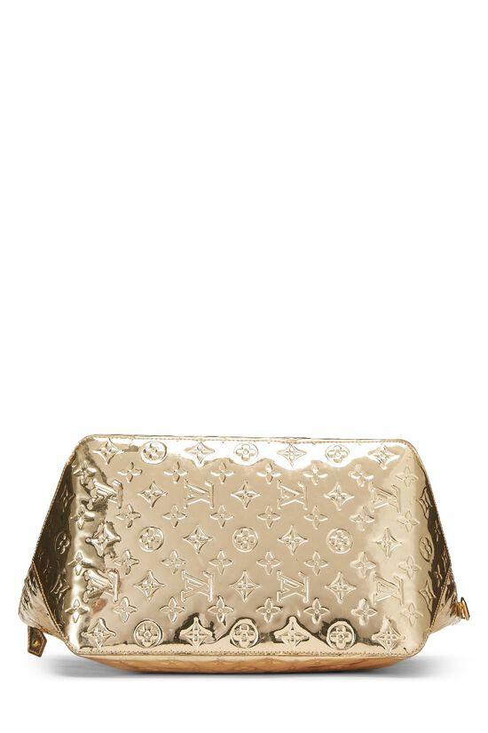 Gold Monogram Miroir Bellevue GM, , large image number 4