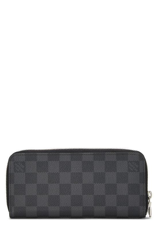 Damier Graphite Zippy Vertical Wallet , , large image number 0