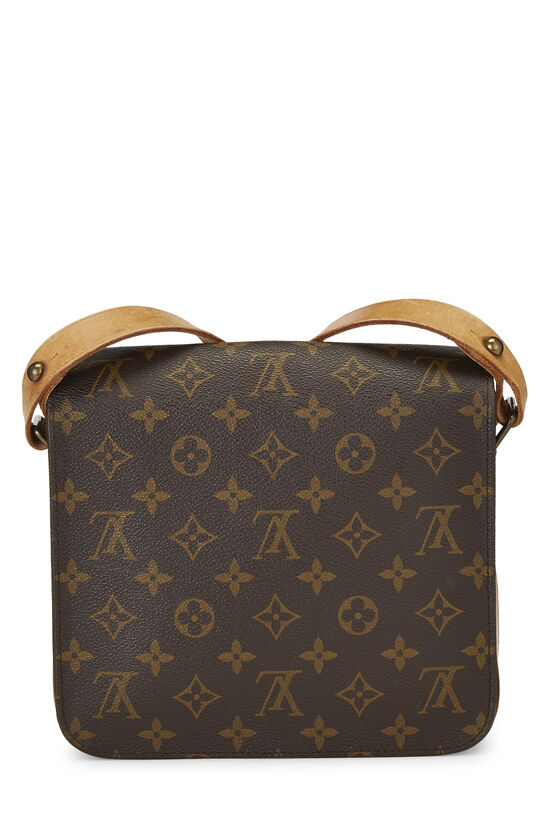 Monogram Canvas Cartouchiere MM, , large image number 4