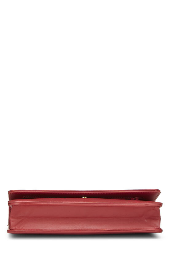 Pink Caviar Timeless Wallet on Chain (WOC), , large image number 4