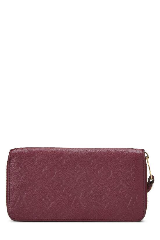 Aurore Empreinte Zippy Continental Wallet, , large image number 2