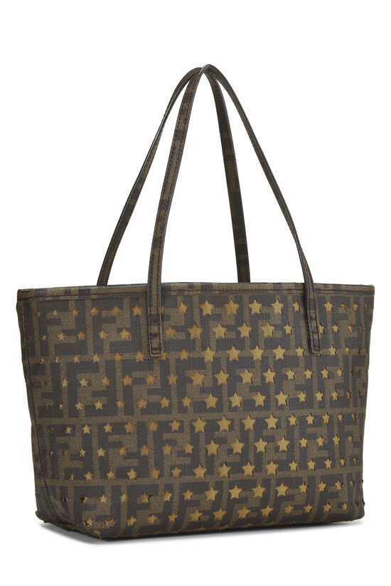 Brown  Zucca Coated Canvas Spalmati Roll Tote Mini, , large image number 1