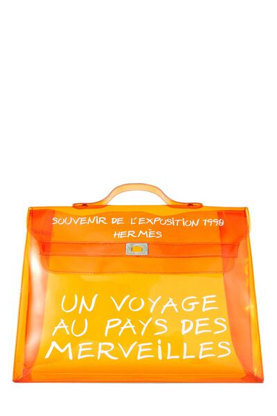 Orange Vinyl L'Exposition 1997 Kelly 40
