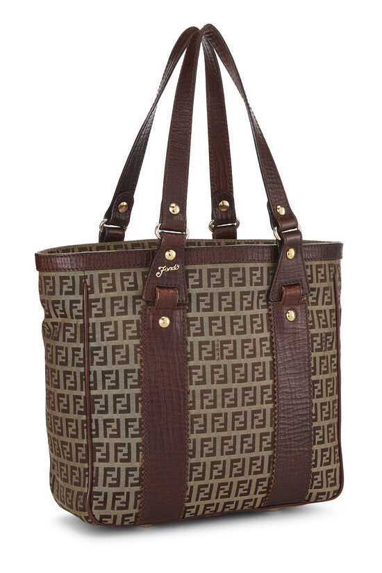 Brown Zucchino Canvas Tote Small, , large image number 1