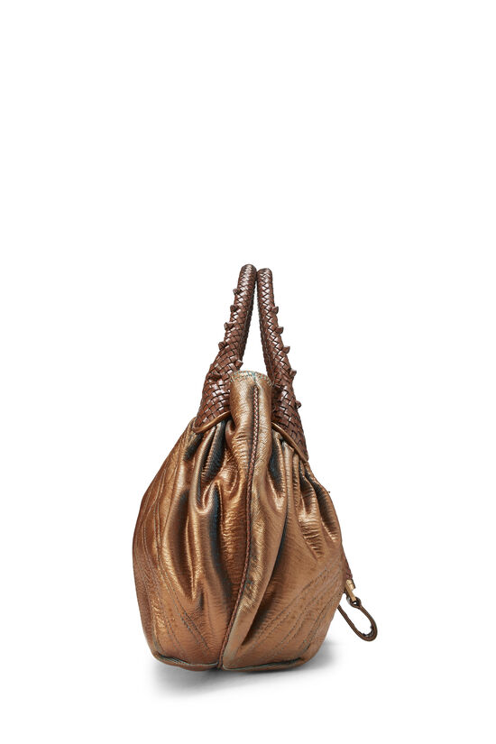 Metallic Copper Leather Spy, , large image number 2