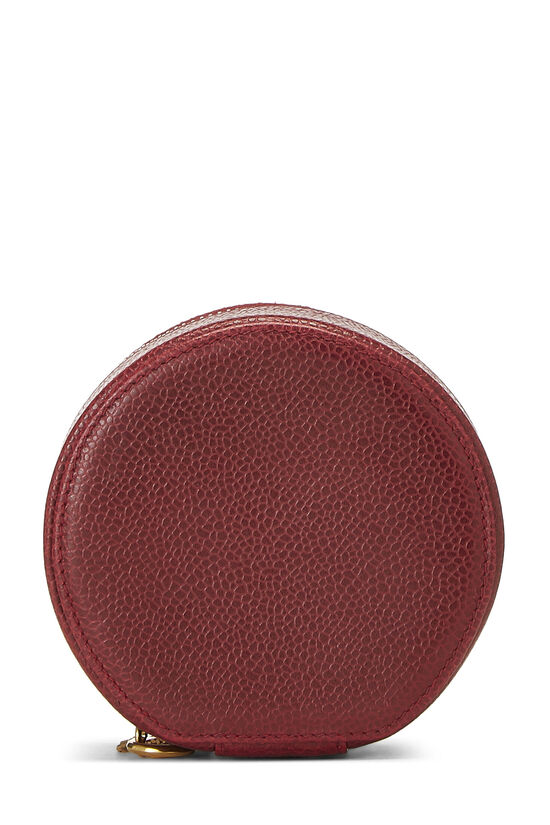 Red Caviar Timeless Jewelry Case, , large image number 2