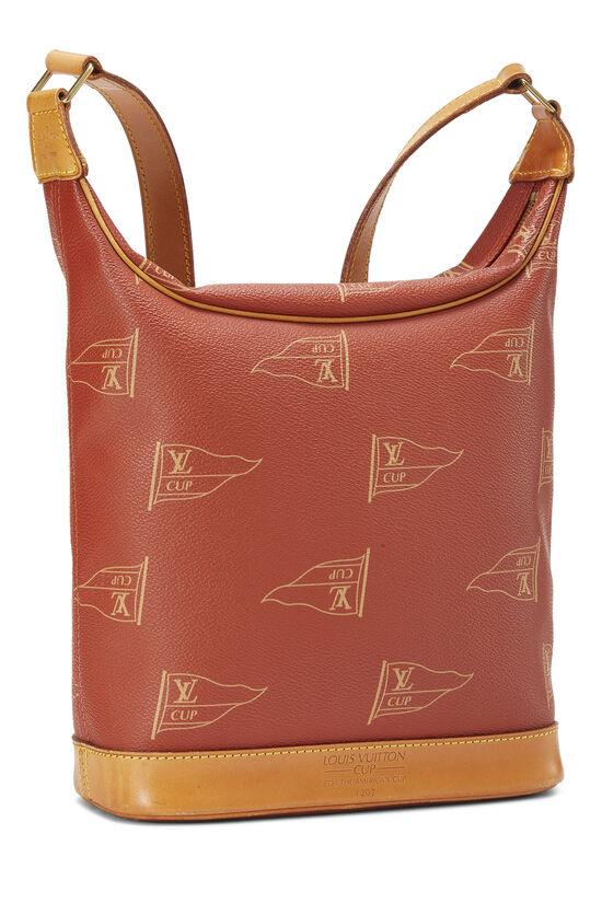 Red LV Cup Le Touquet Shoulder Bag, , large image number 2