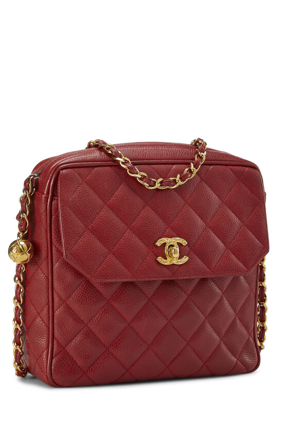 Redr Quilted Caviar Tall Camera Bag Small, , large image number 2