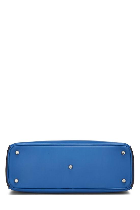Blue Leather Diorissimo Medium, , large image number 4