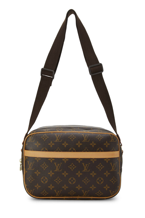 Monogram Canvas Reporter PM, , large image number 1