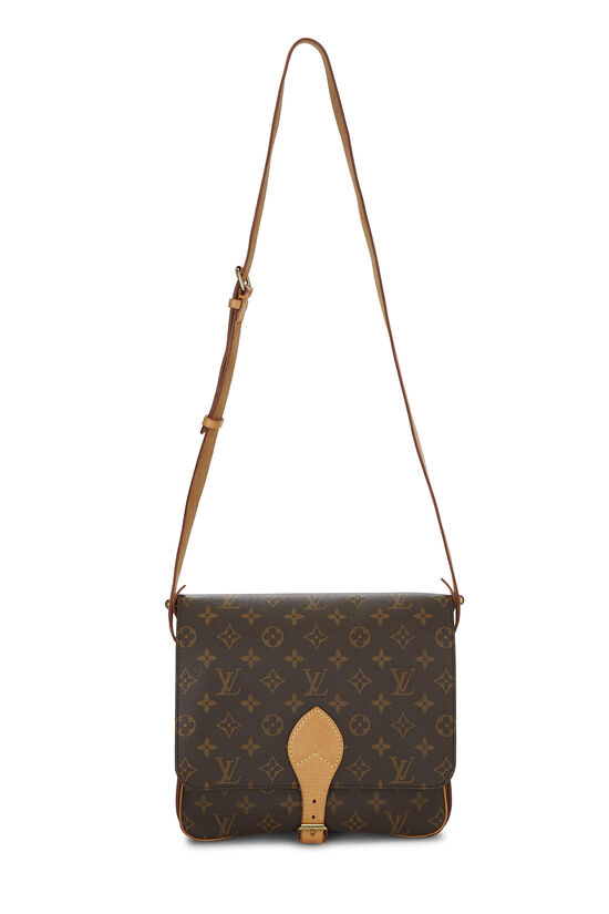 Monogram Canvas Cartouchiere GM, , large image number 6