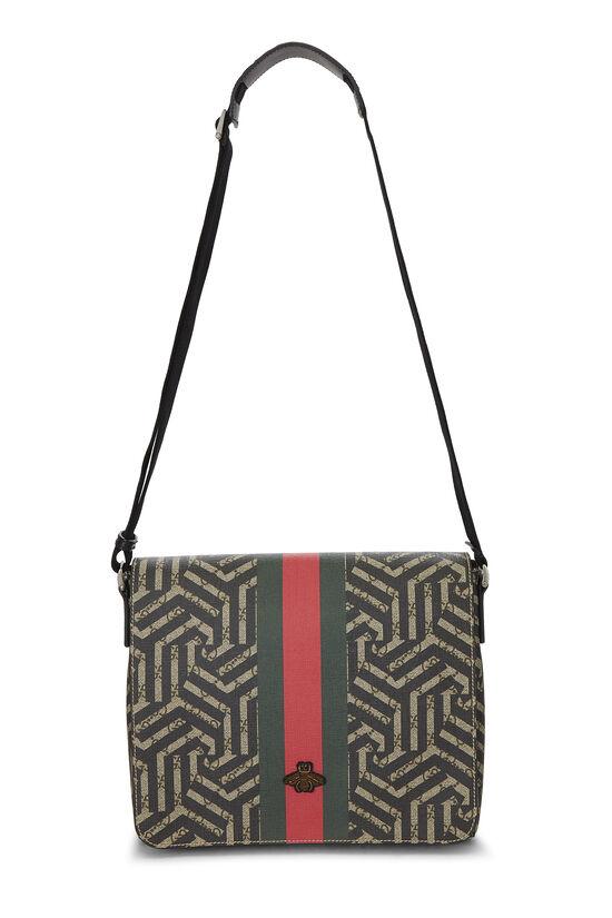 Original GG Supreme Canvas Caleido Messenger Bag, , large image number 6