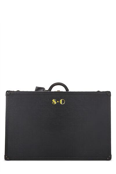 Black Epi Leather Alzer 70