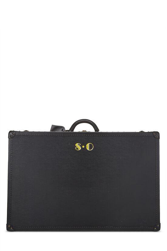 Black Epi Leather Alzer 70, , large image number 0