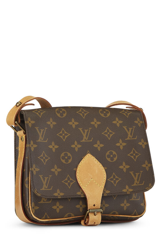 Monogram Canvas Cartouchiere MM, , large image number 1